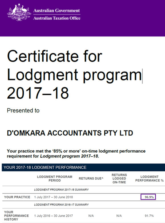 Certified Accountants - D'omkara Accountants - Your go-to small business tax accountants firm in Melbourne
